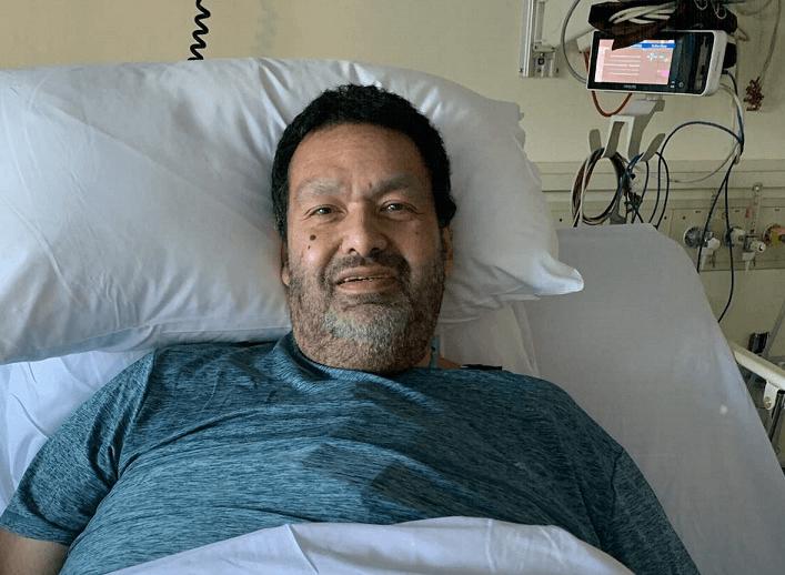 Surviving open heart surgery, cardiac arrest and days on a heart bypass machine in ICU