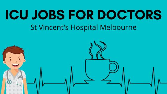 ICU jobs for doctors 2021 - svhm icu